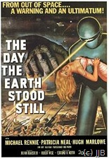 200pxDay the Earth Stood Still 1951 thumb The Day the Earth Stood Still review (1951 & 2008 versions)