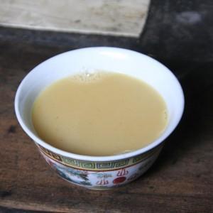 Yak butter tea!