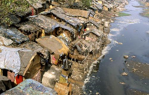 slum in kolkata Kolkata (Calcutta)   the black hole of India
