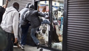 UK looters