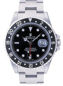 rolex gmt master profile thumb Christopher Ward C60 Bond Review