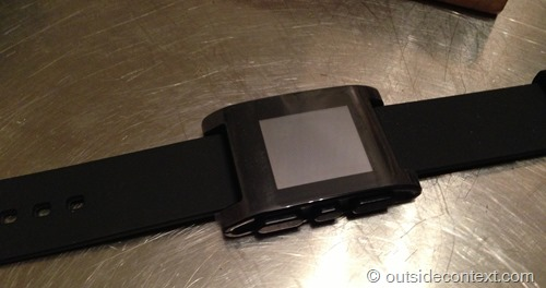 2013 02 20 20.12.23 thumb1 Pebble Smart Watch Review   More than just potential?