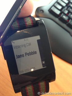 2013 02 23 09.11.591 thumb Pebble Smart Watch Review   More than just potential?