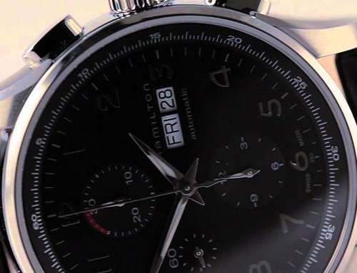 Hamilton JazzMaster Maestro Auto Chrono Watch Review