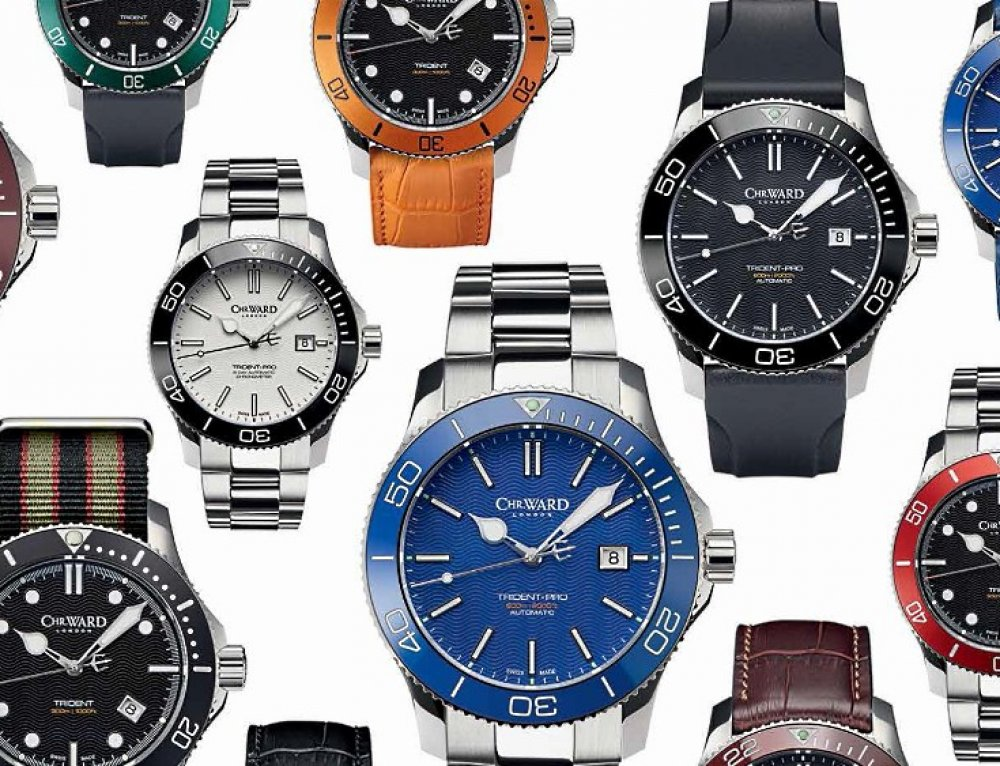 Christopher Ward C60 TRIDENT PRO 600 Review