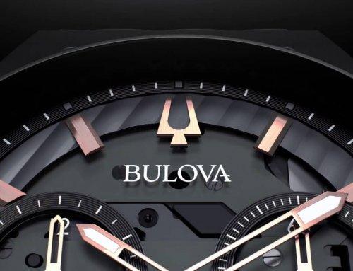 Bulova CURV Chronograph Watch Review