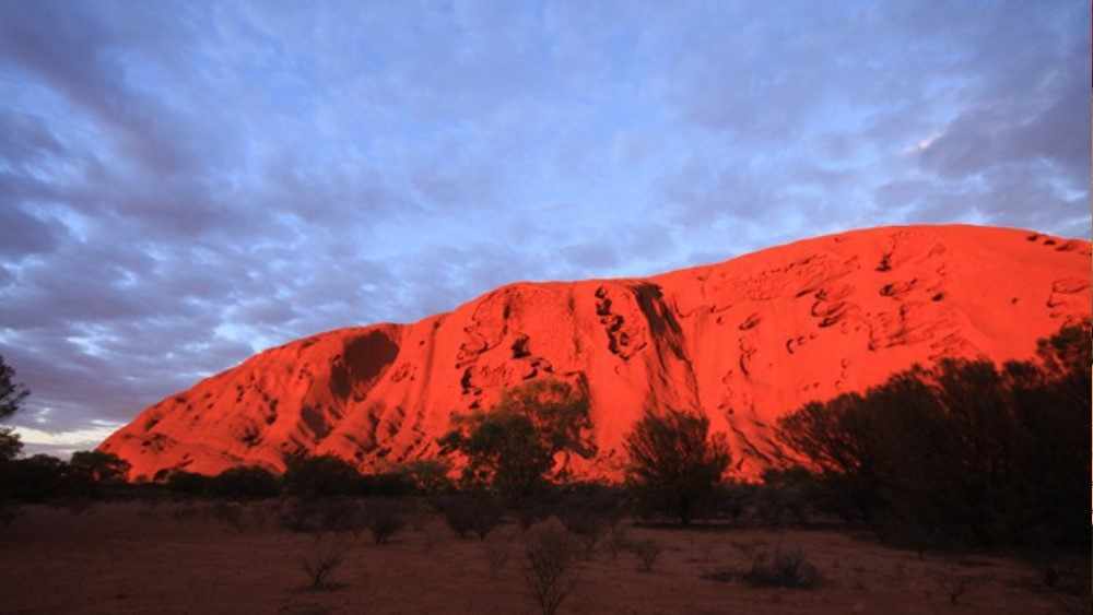 50 Shades of Uluru