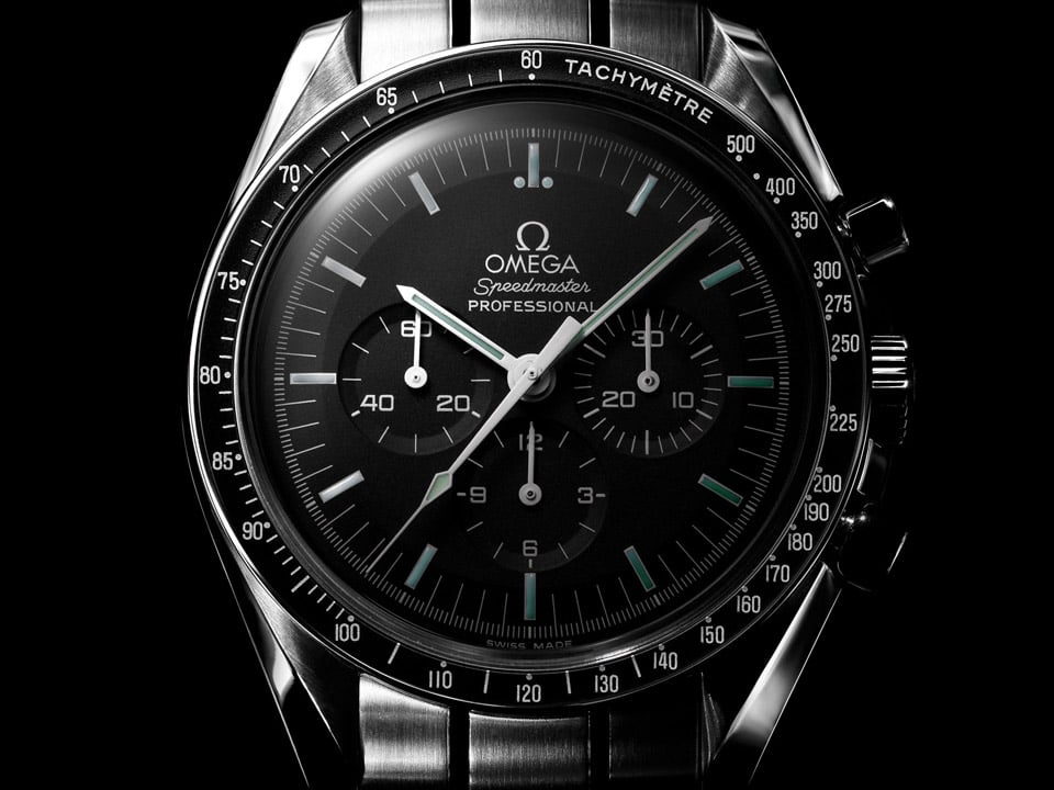 "OMEGA Speedmaster Professional ""Moonwatch"" review"